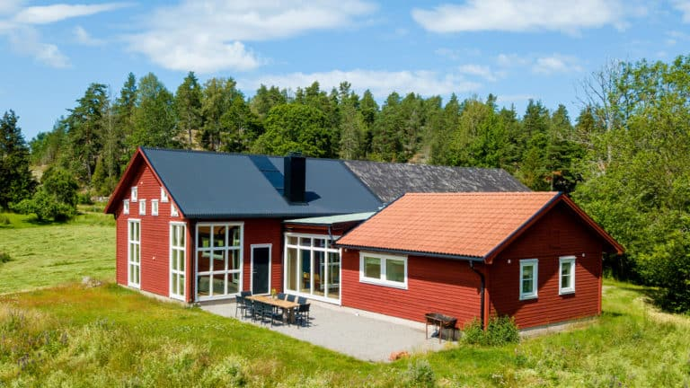 Sjöstugan på Dalslands Aktiviteter som man kan hyra.